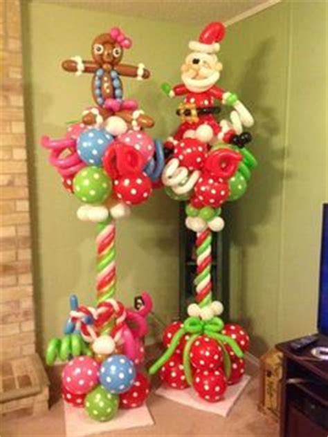 christmas balloon decoration ideas time   holidays