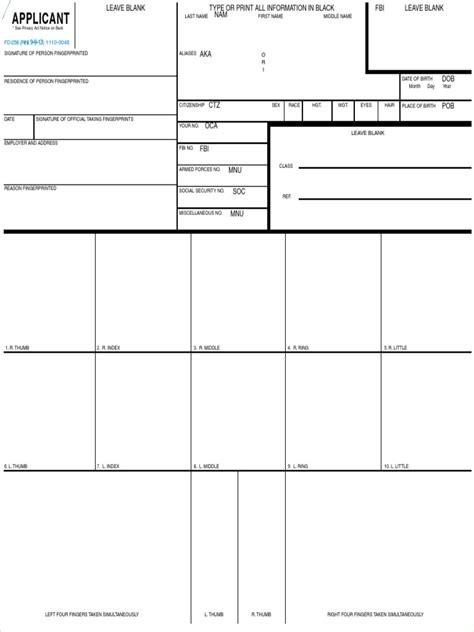 Pdf is a document file format that contains text, images, data etc. standard-fingerprint-form-fd-258-1.pdf   Fingerprint ...