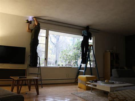 learn   install  media room projector screen