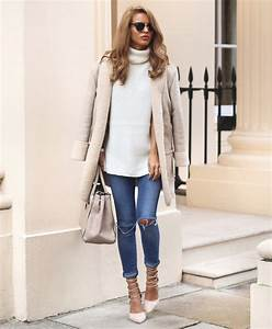 30 Great Outfits That Will Show You How To Wear The Shearling Trend - Just The Design