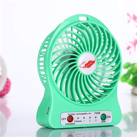 air max pro fan gex portable rechargeable led light fan air cooler mini