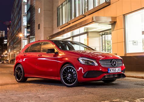 Mercedes Class by Mercedes A Class Review Parkers