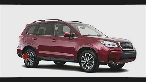Subaru Redesign 2019 by New 2019 Subaru Forester Redesign Changes