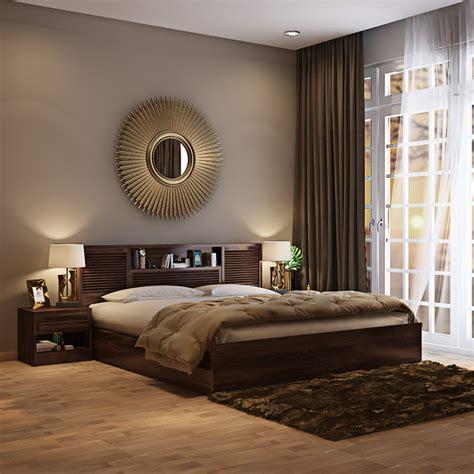 buy bolton engineered wood box storage king size bed