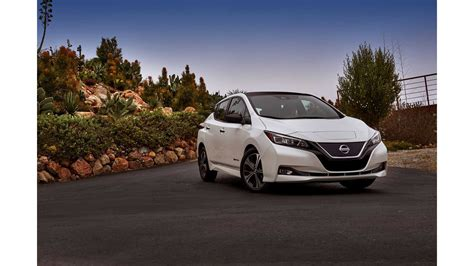 nissan leaf   kwh car review car review