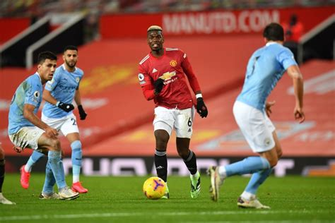 Manchester United Players Rated In Stalemate Vs Manchester ...