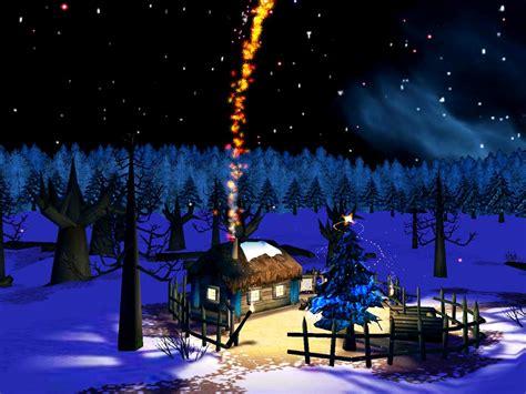 wallpaper christmas animations free 3d animated wallpapers wallpapersafari