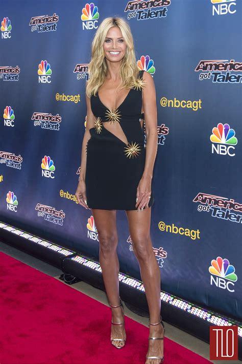 Heidi Klum Fausto Puglisi America Got Talent