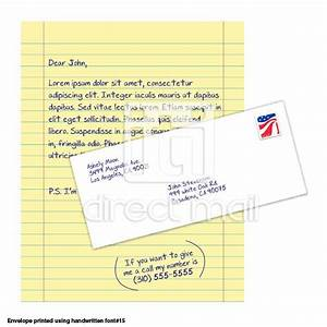 yellow letter iti direct mail With yellow letter mailing service