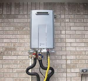 Natural Gas Water Heater Diagram