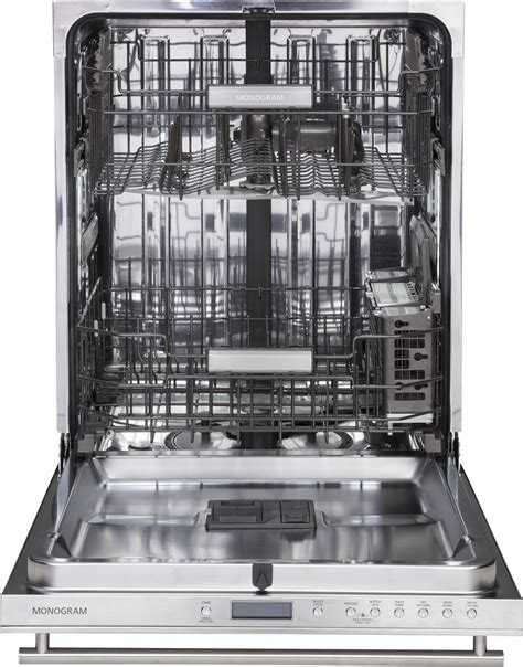 zdtssjss monogram  built  dishwasher  dba ultra quiet stainless steel