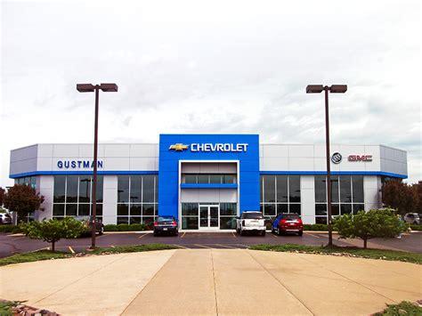 Gustman Chevrolet gustman kaukauna in kaukauna wi