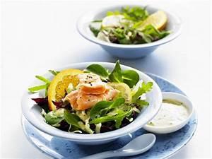 Salat Mit Geräuchertem Lachs : gemischter salat mit lachs rezept eat smarter ~ Orissabook.com Haus und Dekorationen