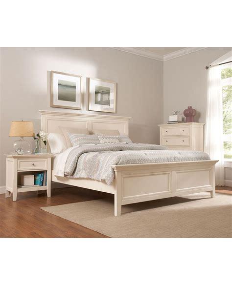 sanibel bedroom furniture collection created  macys