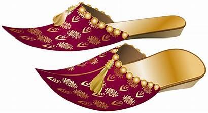 Slippers Clip Clipart Arabian Shoe Slipper Fluffy