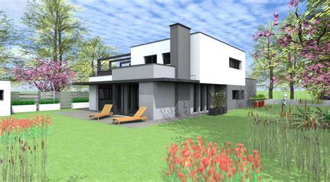 jeu de maison a construire maison d architecte 224 noyal sur vilaine agence 2 2vues