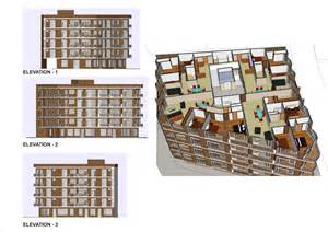in apartment house plans apartment building plans location aksaray turkey new residential apartment building plans