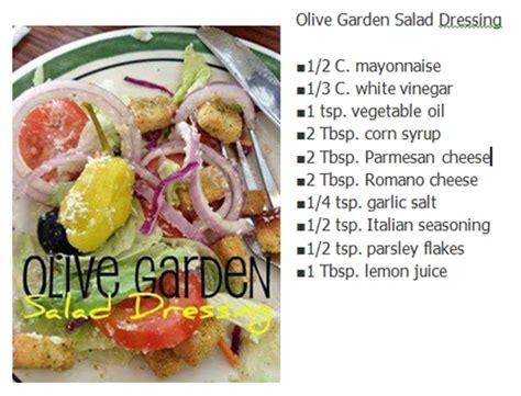 olive garden salad dressing recipe olive garden salad dressing recipe chefthisup