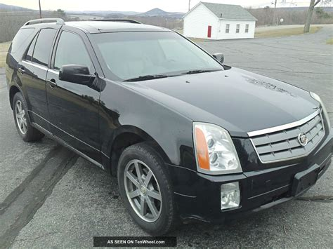 2004 Cadillac Srx by Owners Manual For 2004 Cadillac Srx