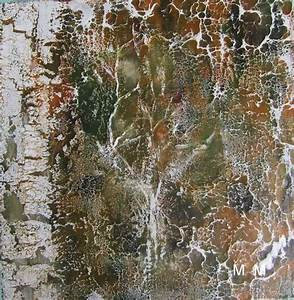 Wachs Von Holz Entfernen : bild birken encaustik enkaustik wachs von margarethe ~ Lizthompson.info Haus und Dekorationen