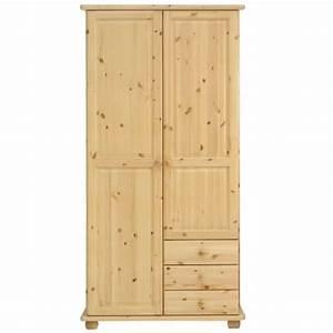 Armoire Bois Massif : armoire en bois massif armoire chambre en bois massif volo fabrication europe ~ Teatrodelosmanantiales.com Idées de Décoration