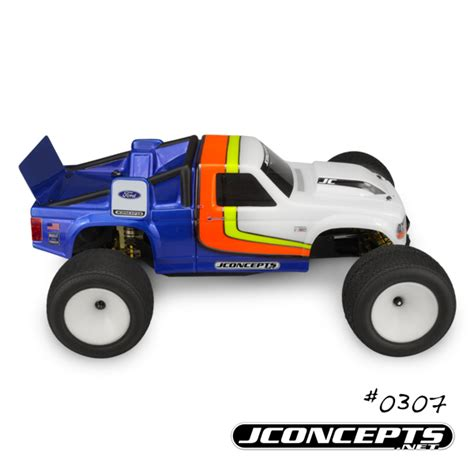 jconcepts vintage  ford   rct team truck body