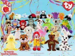 Jouet Du Moment Quick : ty mcdonald 39 s teenie beanies toys plush trading cards action figures ~ Maxctalentgroup.com Avis de Voitures