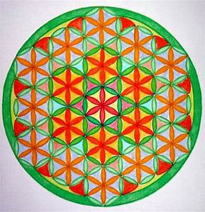 Flower of life, mandala | Flower of life - Levensbloem ...