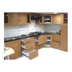 sintex pvc kitchen cabinet  rs  square feet