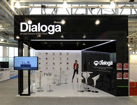 Formation Live ¦ Dialoga Exhibition Stand