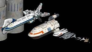 Battlestar Galactica Spacecraft - Pics about space