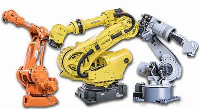 Robot Industrial Robots Arm Axis Types Manufacturing