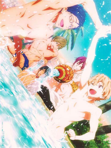 Free Iwatobi Swim Club Free Eternal Summer Hazuki