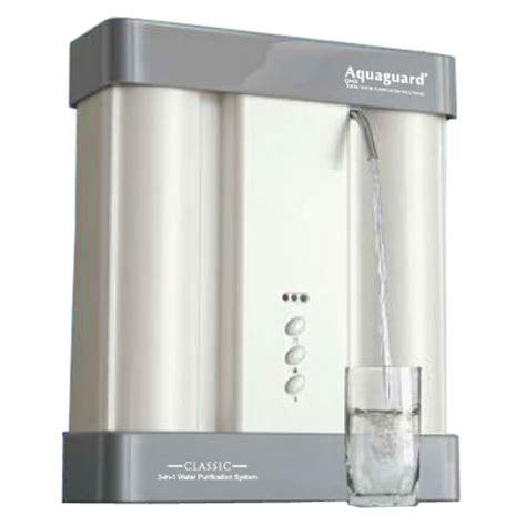 acqua guard eureka forbes dr aquaguard classic price specifications features reviews comparison online