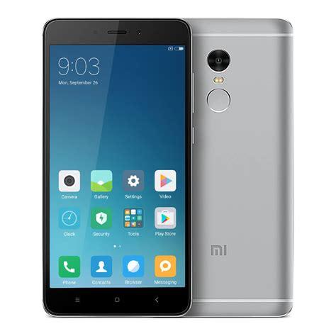 Xiaomi Redmi Note 4 Pro Helio X20 3gb 64gb Smartphone Gray