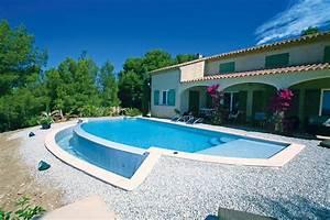 Piscine A Débordement : piscine d bordement sanary art deco piscine ~ Farleysfitness.com Idées de Décoration