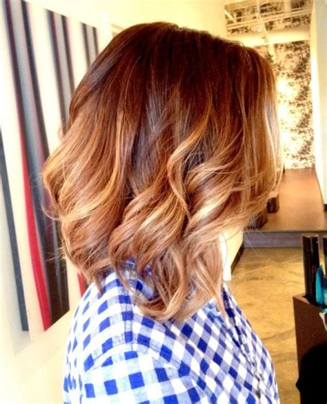 short ombre hairstyles   ombre hair color