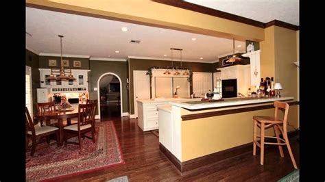open kitchen interior design ideas open concept kitchen and family room designs plans ideas 7192