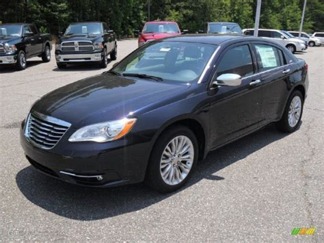 2011 Chrysler 200 Limited by 2011 Blackberry Pearl Chrysler 200 Limited 50998789