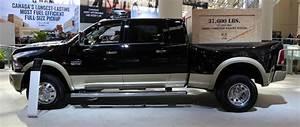 2017 Dodge Ram 3500 Dually, concept, mega cab, laramie