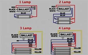 T8 Ballast Wiring Schematic
