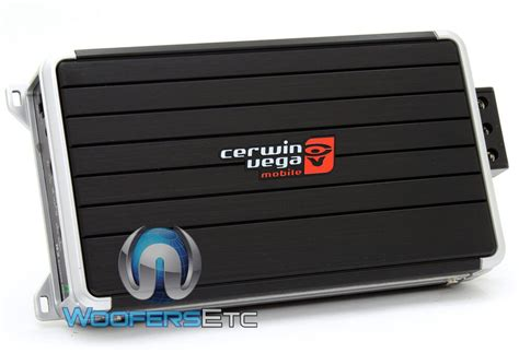 Cerwin Vega B2 Motorcycle Amp 2 Channel 1000w Max