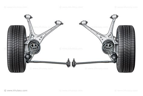 car rear suspension stock images of car engines components suspensions