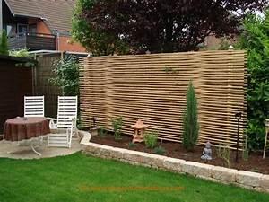 selbstgebauter terrassen sichtschutz ber 1000 ideen zu With terrassen sichtschutz ideen