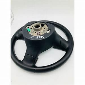 Volant Golf 3 : volant multifonction avec airbag vw golf 5 passat 3c ~ Carolinahurricanesstore.com Idées de Décoration