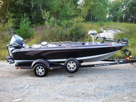 Bass Boat Vs Walleye Boat by Ranger Walleye Boat For Sale Autos Weblog