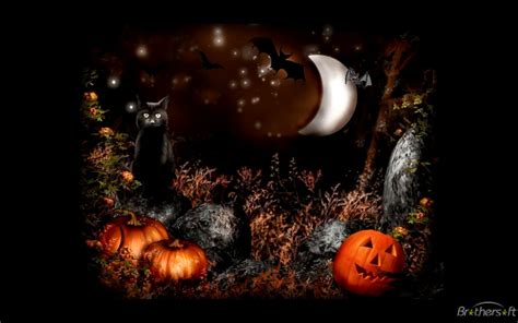 Animated Halloween Screensavers With Sound  All Hd Wallpapers