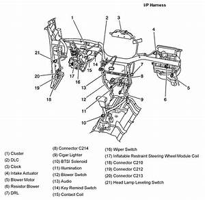 2008 Chevy Aveo Engine Diagram