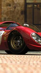 Old cars ferrari p4/5 classic car wallpaper (127665)