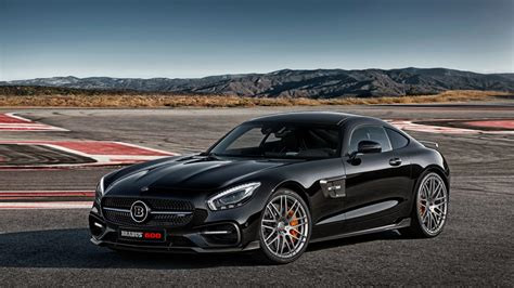 2015 Brabus Amg Mercedes Benz Gts C190 Wallpaper
